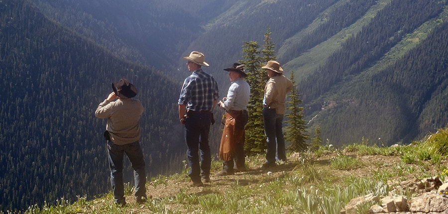 Bob Marshall Wilderness Pack Trip Vacations