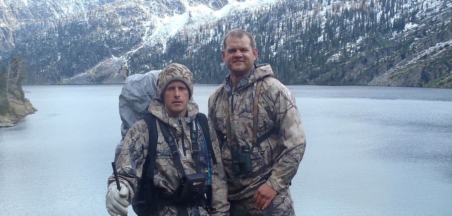 Custom Guided Montana Hunts