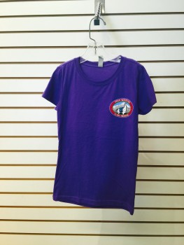 Girls Llama Trek T-shirt