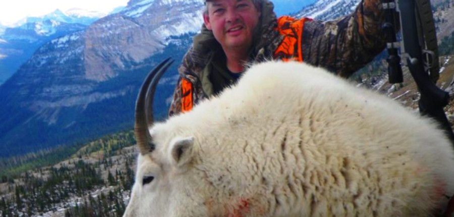 Montana Guided Moose & Mountain Goat Hunting