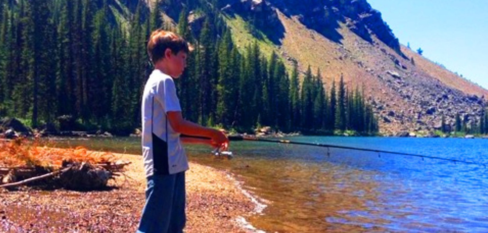 Montana fly fishing horseback pack trips for Best fly fishing in us