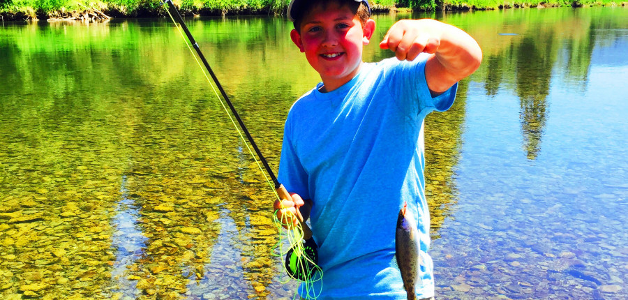 Montana Fly Fishing Lessons and Clinics