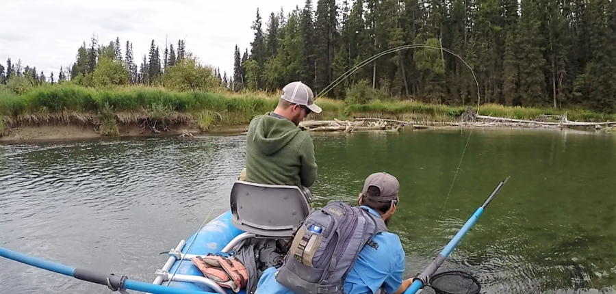 Montana Fly Fishing Float Trips